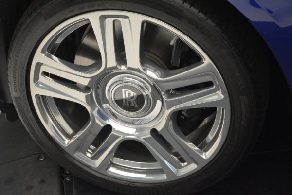 Used 2016 ROLLS-ROYCE GHOST SERIES II for sale Sold at Maserati of Westport in Westport CT 06880 17