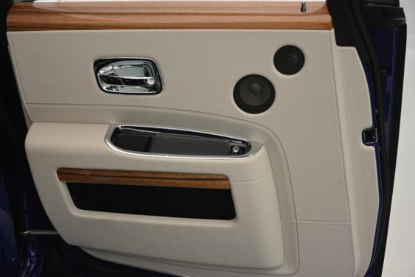Used 2016 ROLLS-ROYCE GHOST SERIES II for sale Sold at Maserati of Westport in Westport CT 06880 28