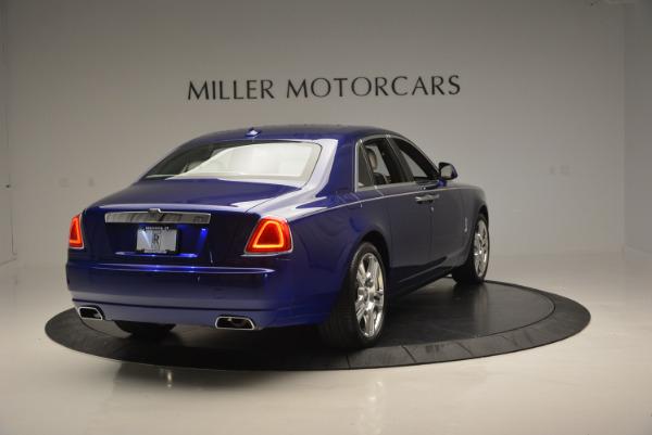 Used 2016 ROLLS-ROYCE GHOST SERIES II for sale Sold at Maserati of Westport in Westport CT 06880 8