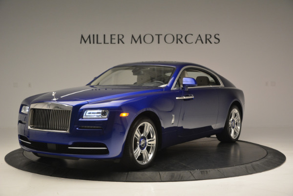 Used 2016 Rolls-Royce Wraith for sale Sold at Maserati of Westport in Westport CT 06880 2