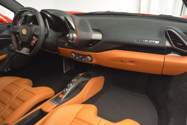 Used 2016 Ferrari 488 GTB for sale Sold at Maserati of Westport in Westport CT 06880 17