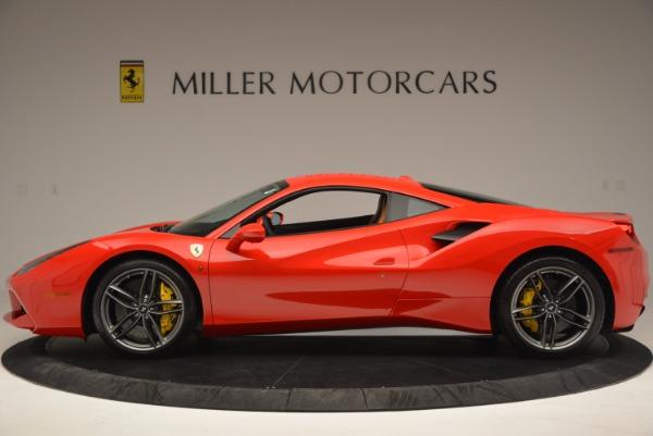 Used 2016 Ferrari 488 GTB for sale Sold at Maserati of Westport in Westport CT 06880 3