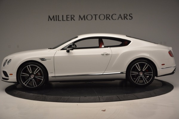 New 2017 Bentley Continental GT V8 S for sale Sold at Maserati of Westport in Westport CT 06880 3