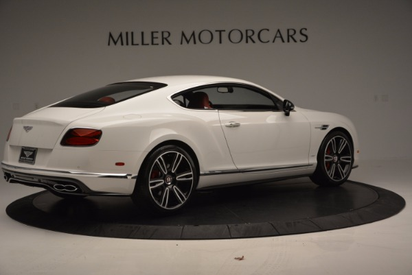 New 2017 Bentley Continental GT V8 S for sale Sold at Maserati of Westport in Westport CT 06880 8