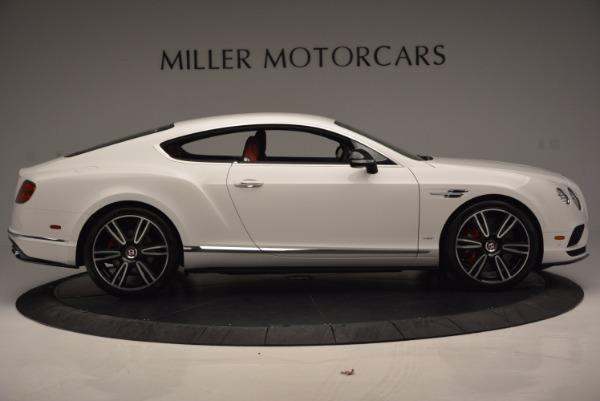 New 2017 Bentley Continental GT V8 S for sale Sold at Maserati of Westport in Westport CT 06880 9