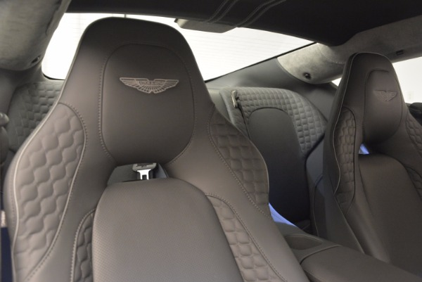 Used 2017 Aston Martin Vanquish Coupe for sale Sold at Maserati of Westport in Westport CT 06880 19