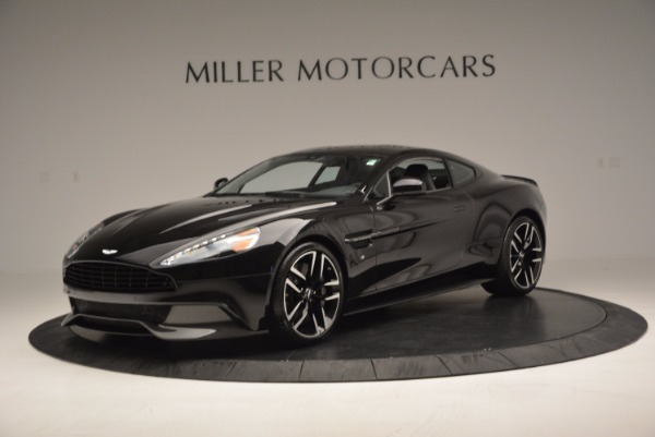 Used 2017 Aston Martin Vanquish Coupe for sale Sold at Maserati of Westport in Westport CT 06880 2