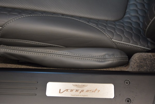 Used 2017 Aston Martin Vanquish Coupe for sale Sold at Maserati of Westport in Westport CT 06880 21
