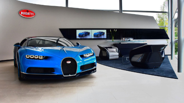 New 2020 Bugatti Chiron for sale Call for price at Maserati of Westport in Westport CT 06880 5