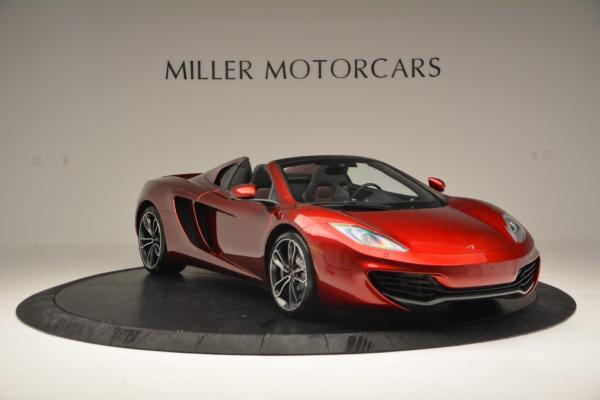 Used 2013 McLaren MP4-12C Base for sale Sold at Maserati of Westport in Westport CT 06880 11