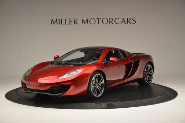 Used 2013 McLaren MP4-12C Base for sale Sold at Maserati of Westport in Westport CT 06880 13