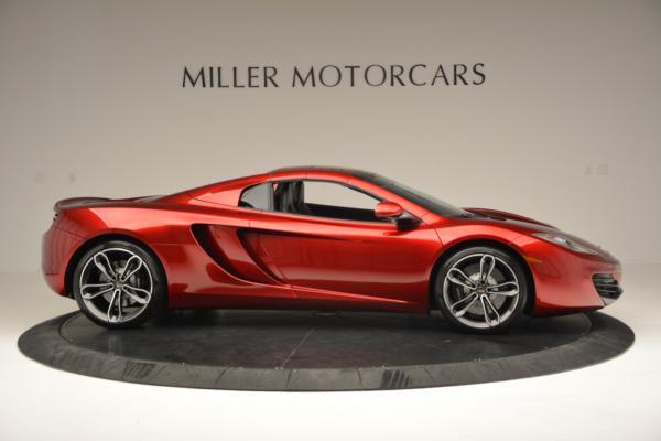 Used 2013 McLaren MP4-12C Base for sale Sold at Maserati of Westport in Westport CT 06880 18