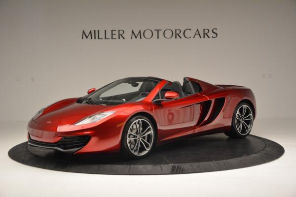 Used 2013 McLaren MP4-12C Base for sale Sold at Maserati of Westport in Westport CT 06880 2