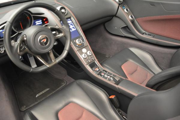 Used 2013 McLaren MP4-12C Base for sale Sold at Maserati of Westport in Westport CT 06880 22