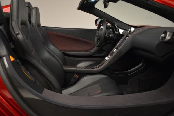 Used 2013 McLaren MP4-12C Base for sale Sold at Maserati of Westport in Westport CT 06880 27