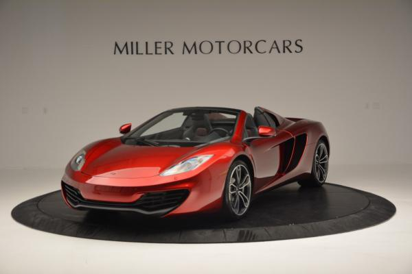 Used 2013 McLaren MP4-12C Base for sale Sold at Maserati of Westport in Westport CT 06880 1