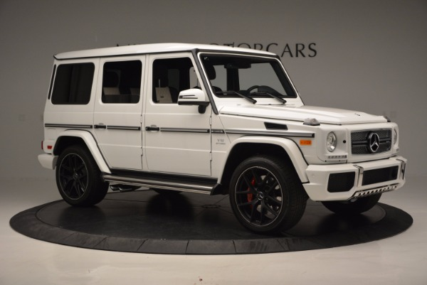 Used 2016 Mercedes Benz G-Class AMG G65 for sale Sold at Maserati of Westport in Westport CT 06880 10