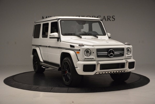 Used 2016 Mercedes Benz G-Class AMG G65 for sale Sold at Maserati of Westport in Westport CT 06880 11