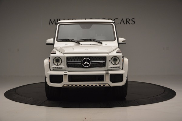 Used 2016 Mercedes Benz G-Class AMG G65 for sale Sold at Maserati of Westport in Westport CT 06880 12
