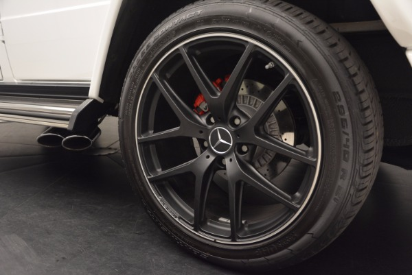 Used 2016 Mercedes Benz G-Class AMG G65 for sale Sold at Maserati of Westport in Westport CT 06880 14