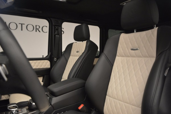 Used 2016 Mercedes Benz G-Class AMG G65 for sale Sold at Maserati of Westport in Westport CT 06880 17