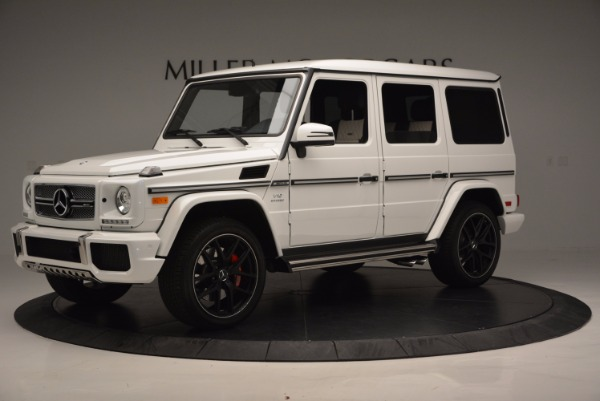 Used 2016 Mercedes Benz G-Class AMG G65 for sale Sold at Maserati of Westport in Westport CT 06880 2