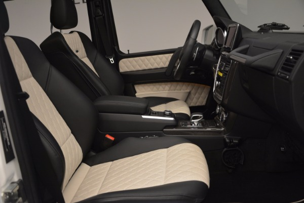Used 2016 Mercedes Benz G-Class AMG G65 for sale Sold at Maserati of Westport in Westport CT 06880 20