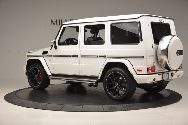 Used 2016 Mercedes Benz G-Class AMG G65 for sale Sold at Maserati of Westport in Westport CT 06880 4