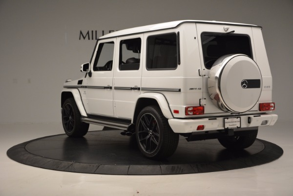 Used 2016 Mercedes Benz G-Class AMG G65 for sale Sold at Maserati of Westport in Westport CT 06880 5