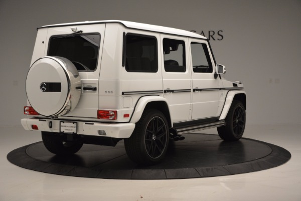 Used 2016 Mercedes Benz G-Class AMG G65 for sale Sold at Maserati of Westport in Westport CT 06880 7