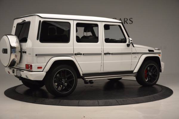 Used 2016 Mercedes Benz G-Class AMG G65 for sale Sold at Maserati of Westport in Westport CT 06880 8