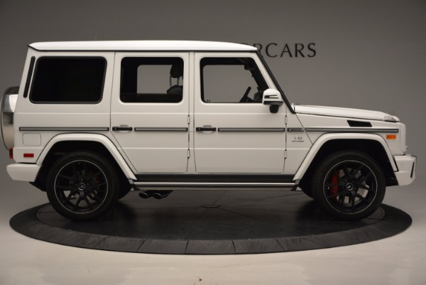 Used 2016 Mercedes Benz G-Class AMG G65 for sale Sold at Maserati of Westport in Westport CT 06880 9