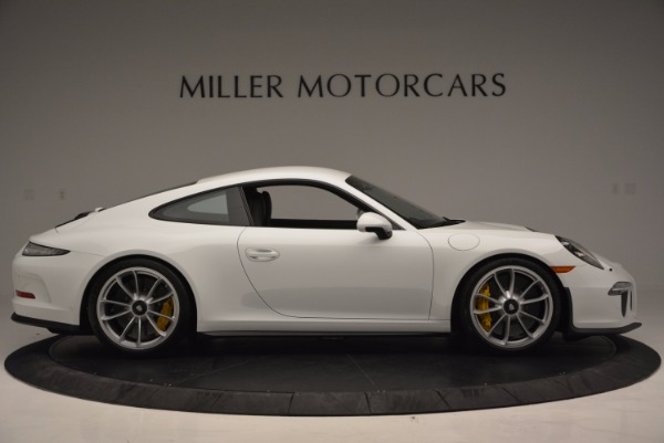 Used 2016 Porsche 911 R for sale Sold at Maserati of Westport in Westport CT 06880 10