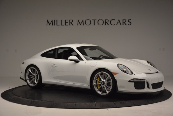 Used 2016 Porsche 911 R for sale Sold at Maserati of Westport in Westport CT 06880 11