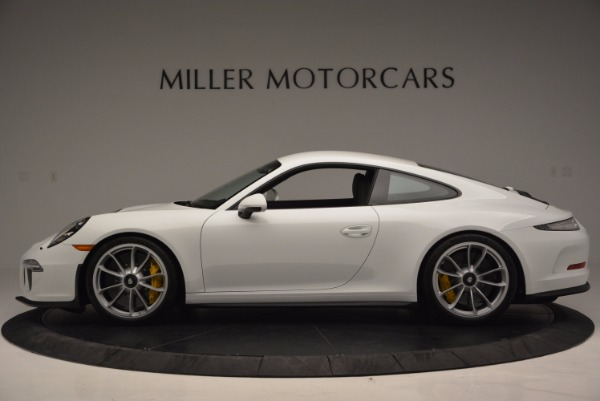 Used 2016 Porsche 911 R for sale Sold at Maserati of Westport in Westport CT 06880 3