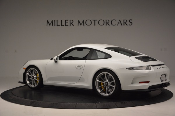 Used 2016 Porsche 911 R for sale Sold at Maserati of Westport in Westport CT 06880 4