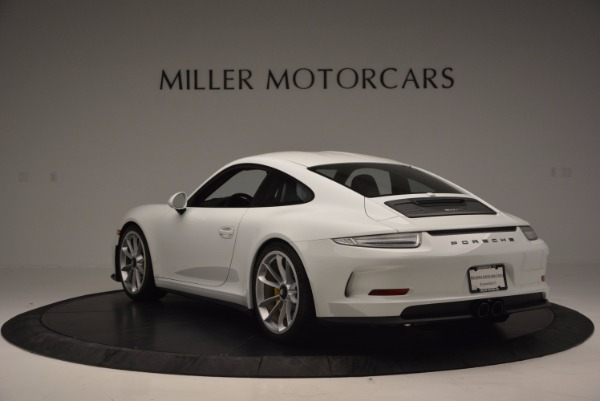 Used 2016 Porsche 911 R for sale Sold at Maserati of Westport in Westport CT 06880 5