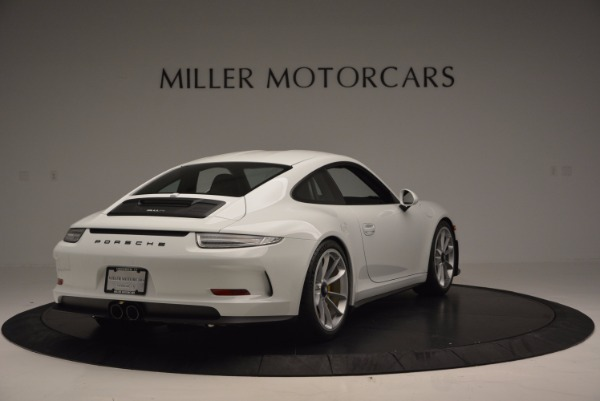 Used 2016 Porsche 911 R for sale Sold at Maserati of Westport in Westport CT 06880 7