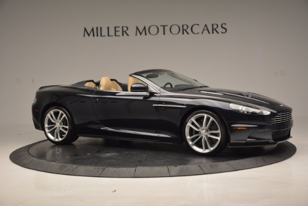 Used 2012 Aston Martin DBS Volante for sale Sold at Maserati of Westport in Westport CT 06880 10
