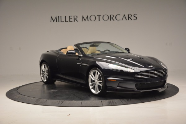 Used 2012 Aston Martin DBS Volante for sale Sold at Maserati of Westport in Westport CT 06880 11