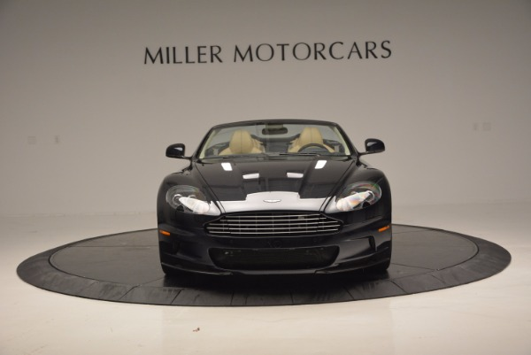 Used 2012 Aston Martin DBS Volante for sale Sold at Maserati of Westport in Westport CT 06880 12