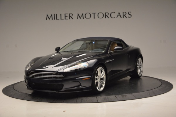 Used 2012 Aston Martin DBS Volante for sale Sold at Maserati of Westport in Westport CT 06880 13