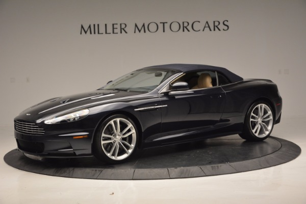 Used 2012 Aston Martin DBS Volante for sale Sold at Maserati of Westport in Westport CT 06880 14