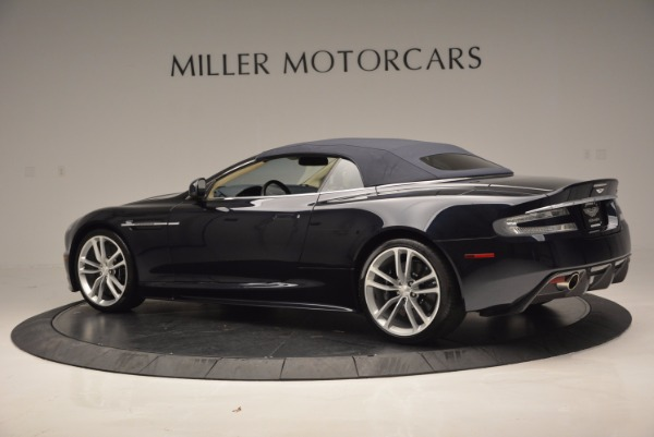Used 2012 Aston Martin DBS Volante for sale Sold at Maserati of Westport in Westport CT 06880 16