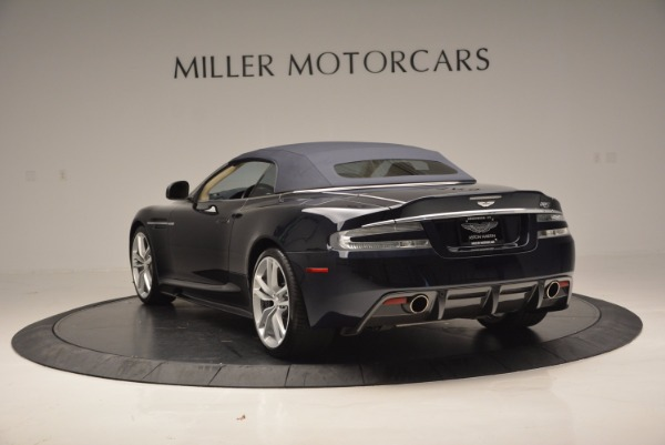 Used 2012 Aston Martin DBS Volante for sale Sold at Maserati of Westport in Westport CT 06880 17