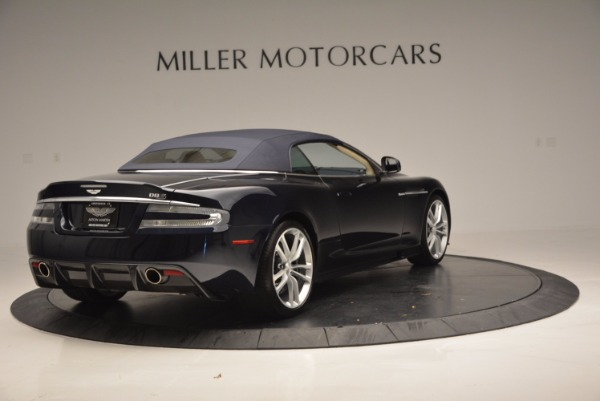 Used 2012 Aston Martin DBS Volante for sale Sold at Maserati of Westport in Westport CT 06880 19