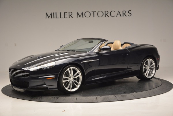 Used 2012 Aston Martin DBS Volante for sale Sold at Maserati of Westport in Westport CT 06880 2