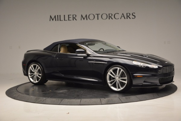 Used 2012 Aston Martin DBS Volante for sale Sold at Maserati of Westport in Westport CT 06880 22