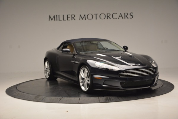 Used 2012 Aston Martin DBS Volante for sale Sold at Maserati of Westport in Westport CT 06880 23