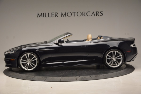 Used 2012 Aston Martin DBS Volante for sale Sold at Maserati of Westport in Westport CT 06880 3